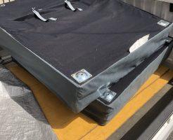 青梅市新町でシングルベッドの回収 施工事例紹介