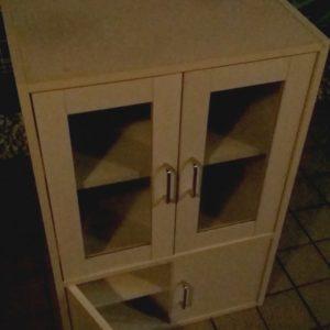 【狛江市岩戸北】食器棚1点の回収☆ご希望の日程で対応できご満足いただけました!