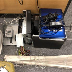 【文京区】パソコンなどの出張不用品回収・処分ご依頼 お客様の声