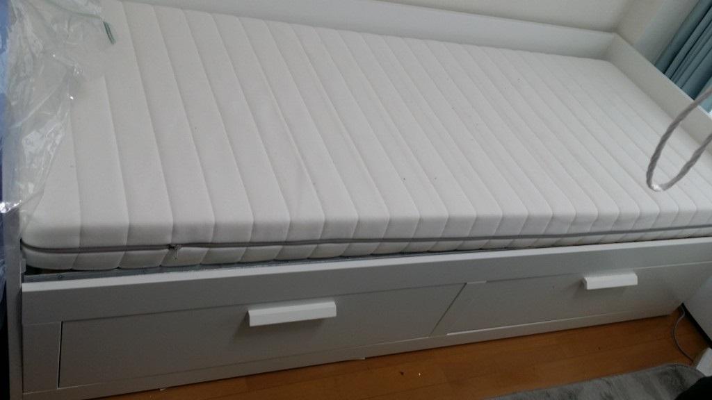 【杉並区】ベッドの出張不用品回収・処分ご依頼 お客様の声