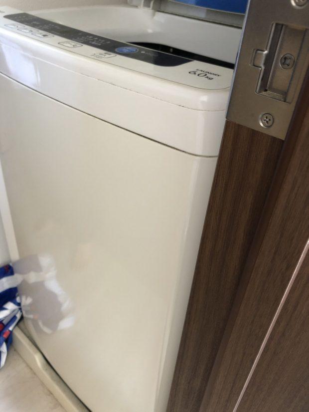 【葛飾区南水元】洗濯機の回収☆面倒な作業も短時間で終わり、スタッフの作業の早さにご満足いただけました!