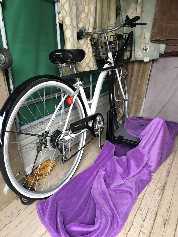 【世田谷区】自転車やズボンプレッサーの回収処分ご依頼 お客様の声