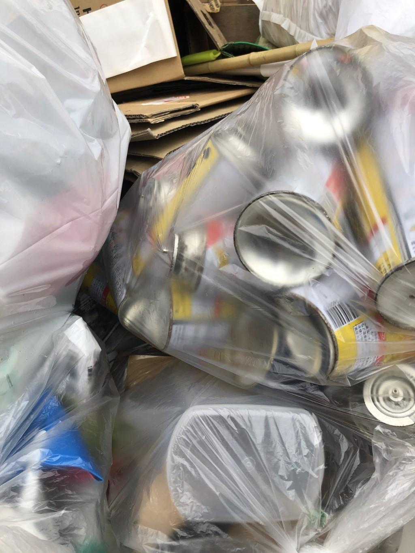 【台東区】軽トラ約2台分の不用品回収☆即日回収での対応にお喜びいただけました!