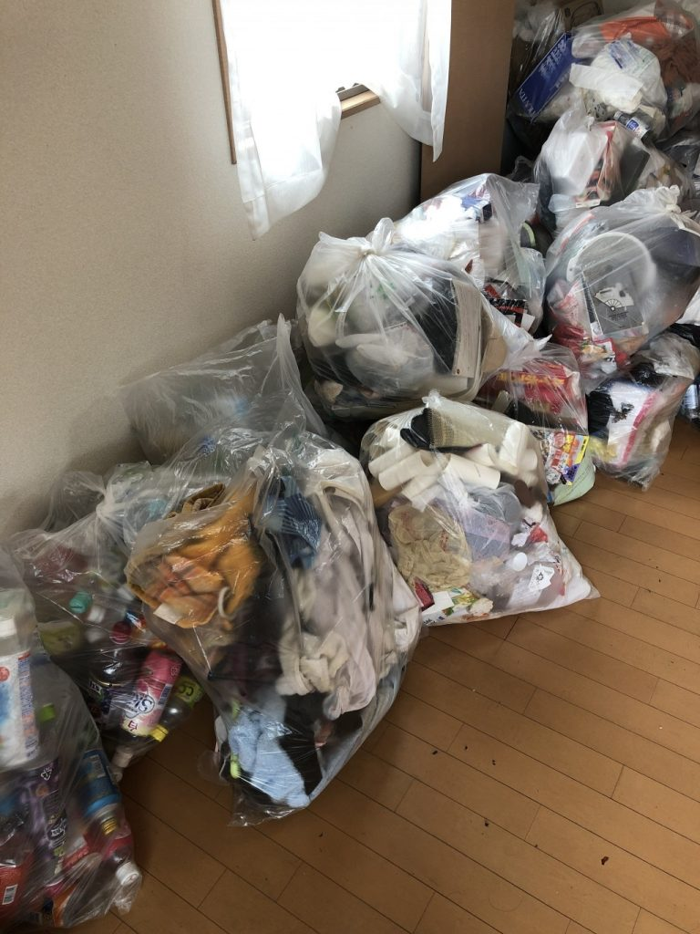 【小金井市】軽トラ約2台分の不用品回収☆即日回収での対応にお喜びいただけました!