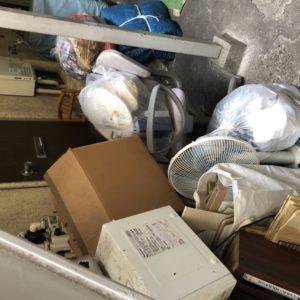 【北区】2トントラック1台程度の不用品回収処分 お客様の声