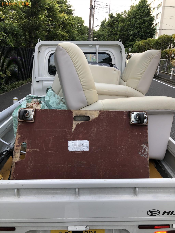 【大田区】ソファーの出張不用品回収・処分ご依頼