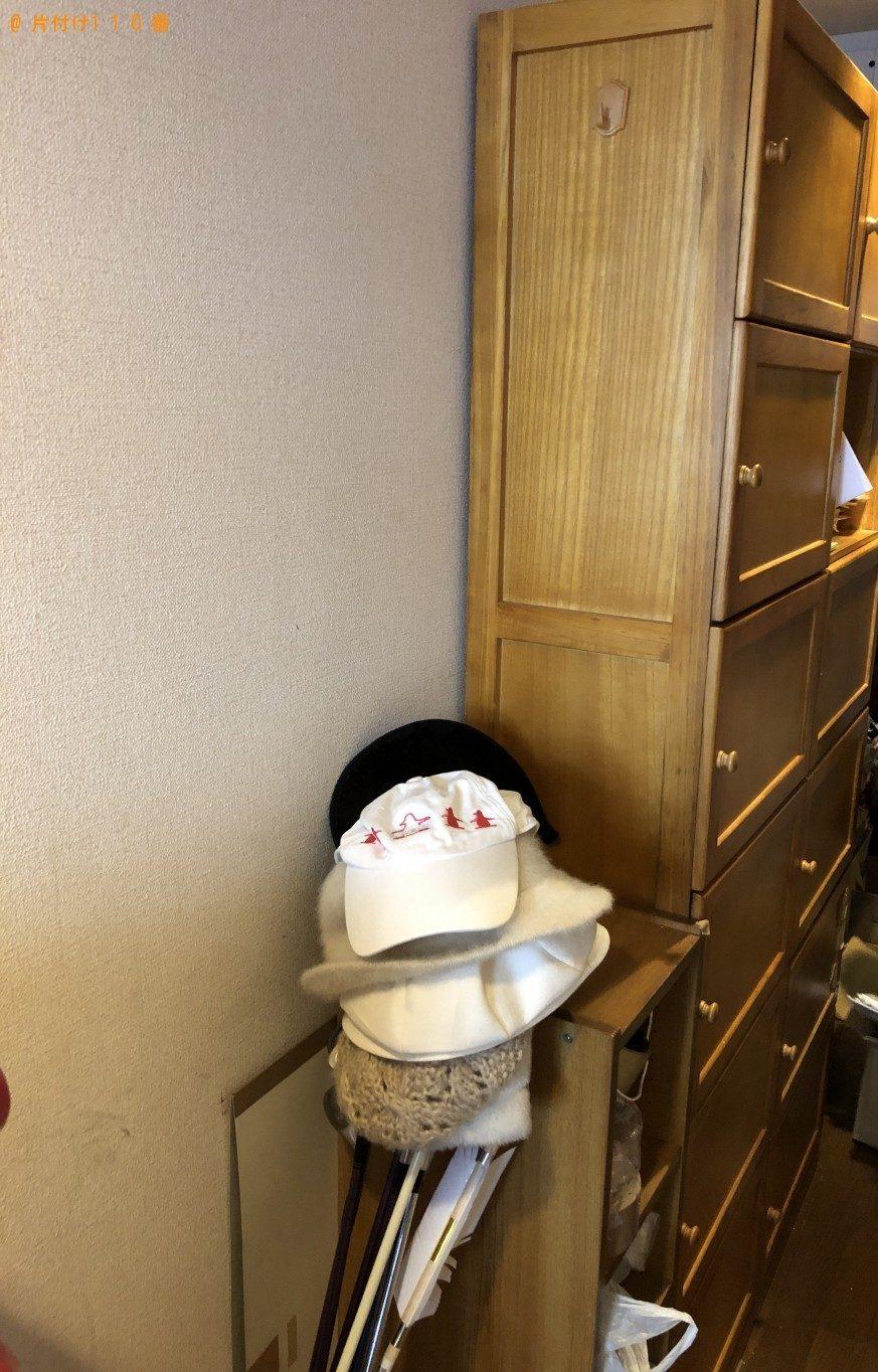 【台東区】戸棚の運搬 お客様の声