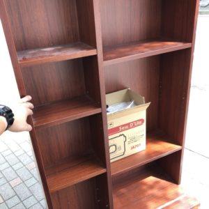 【江東区】本棚とミシンの回収・処分 お客様の声