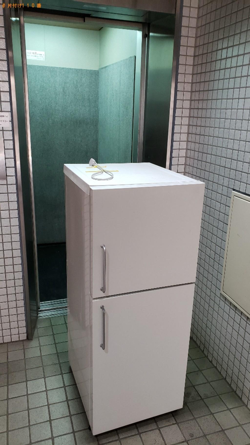 【港区】冷蔵庫の運搬ご依頼 お客様の声