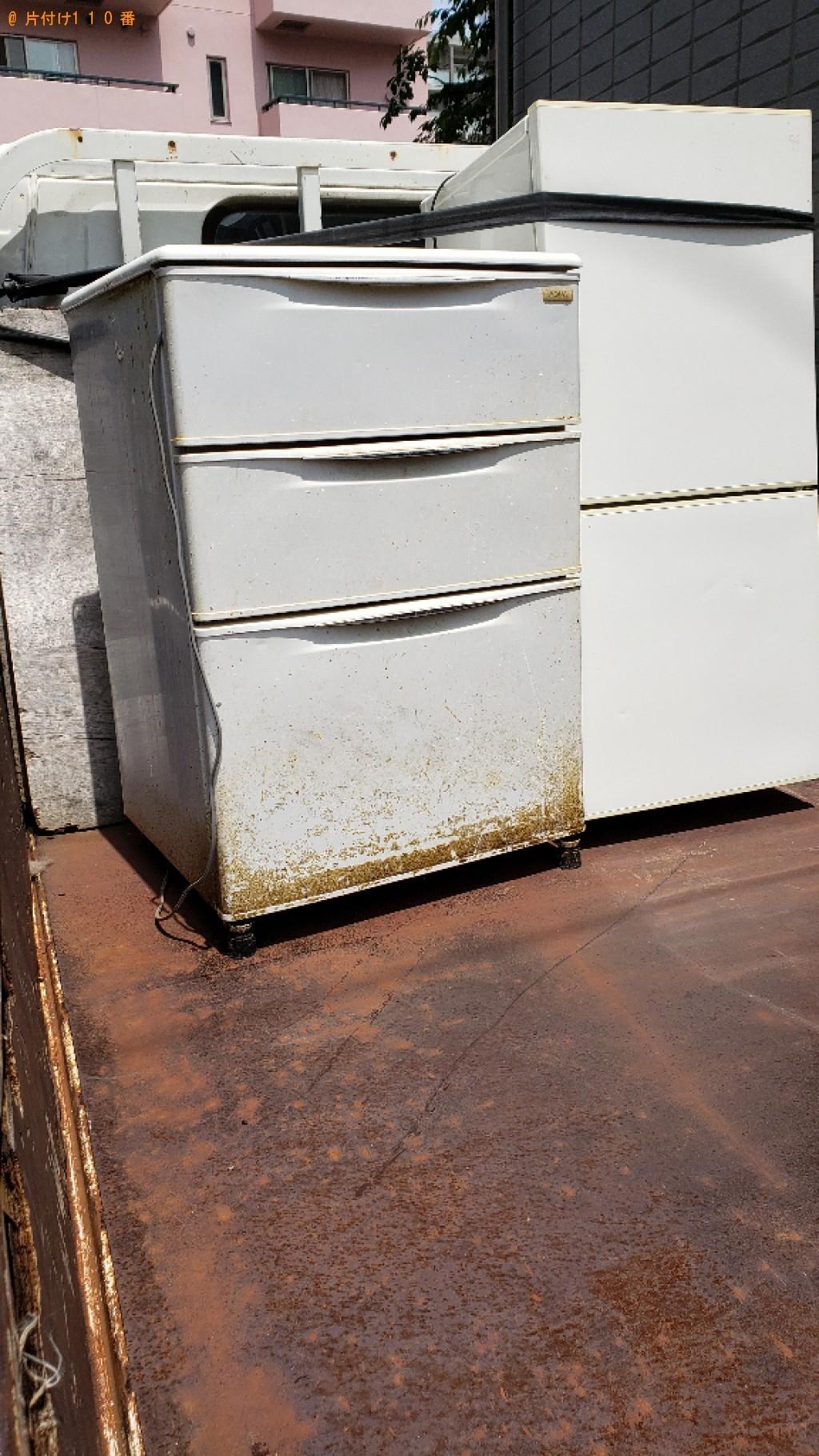【世田谷区桜新町】冷蔵庫の回収・処分ご依頼 お客様の声