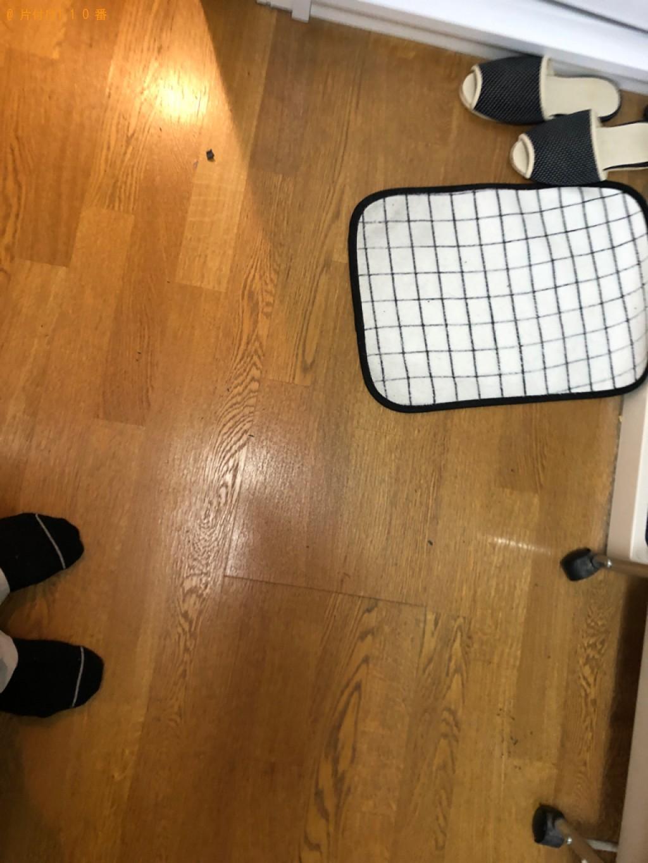 【大田区】遺品整理で二人掛けソファー、体重計等の回収・処分ご依頼