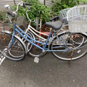 【練馬区】自転車の回収・処分ご依頼 お客様の声