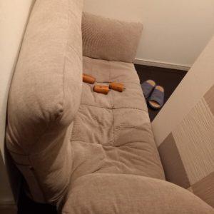 【大田区】二人掛けソファーの回収・処分ご依頼 お客様の声