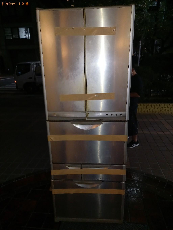 【港区】冷蔵庫の回収・処分ご依頼 お客様の声