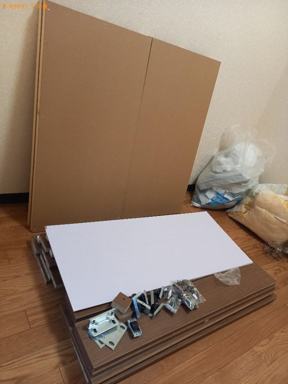【中央区日本橋堀留町】シングルベッドの回収・処分ご依頼