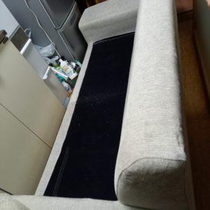 【品川区】衣類乾燥機、二人掛けソファー、電子レンジの回収・処分