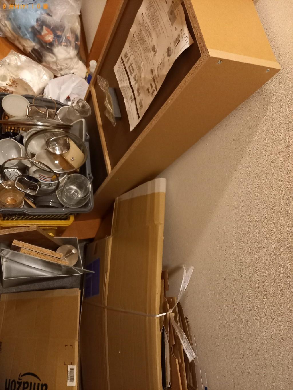 【豊島区】本棚、ダンボール、一般ごみ等の回収・処分ご依頼