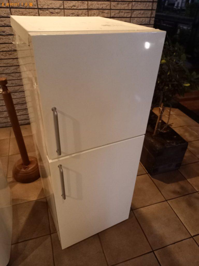 【足立区】遺品整理で冷蔵庫、洗濯機の回収・処分ご依頼 お客様の声