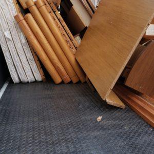 【練馬区北町】二段ベッド、学習机の回収・処分ご依頼 お客様の声