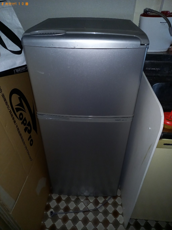 【練馬区】冷蔵庫の回収・処分ご依頼 お客様の声