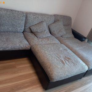 【中央区】三人掛けソファーの回収・処分ご依頼 お客様の声