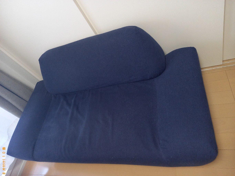【品川区】二人掛けソファー、布団の回収・処分ご依頼 お客様の声