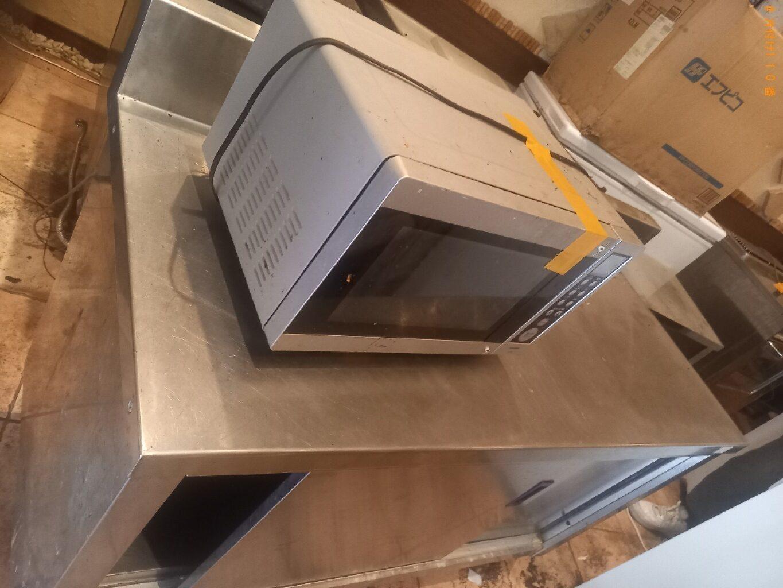 【世田谷区】電子レンジ、店舗の調理器具等の回収・処分ご依頼