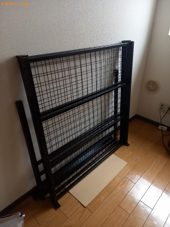 【豊島区】シングルベッド、布団等の回収・処分ご依頼 お客様の声