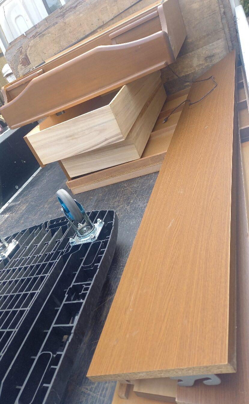 【葛飾区】マットレス付きシングルベッドの回収・処分ご依頼