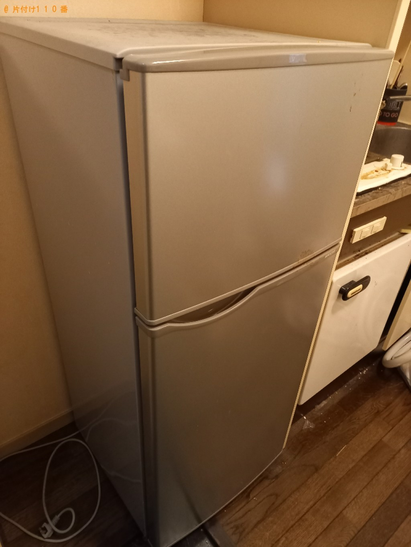 【練馬区旭町】冷蔵庫の回収・処分ご依頼 お客様の声