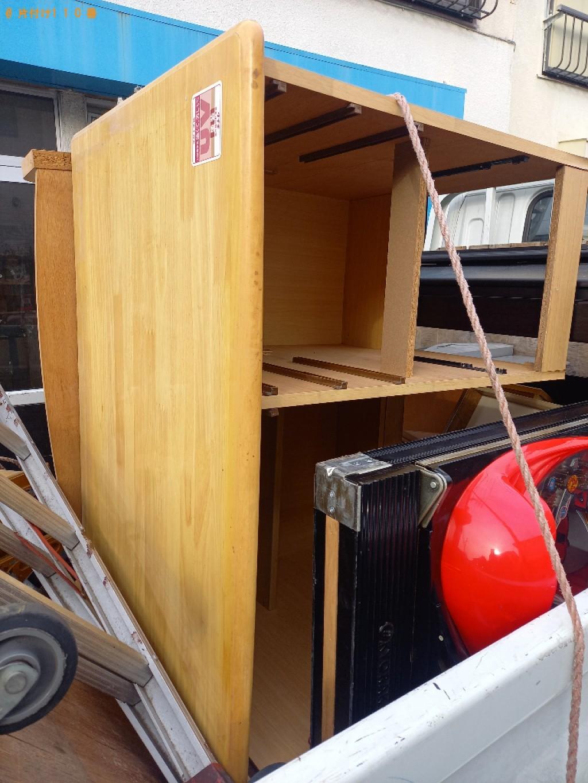 【練馬区】学習机、電子ピアノ、椅子の回収・処分ご依頼 お客様の声