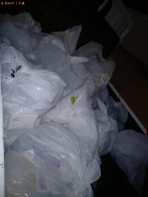 【大田区】一般ごみの回収・処分ご依頼 お客様の声