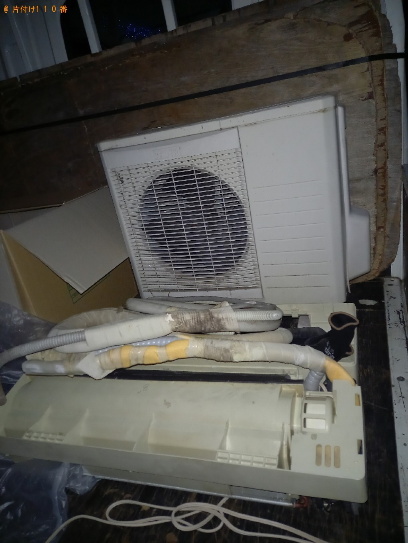 【世田谷区】エアコンの回収・処分ご依頼 お客様の声