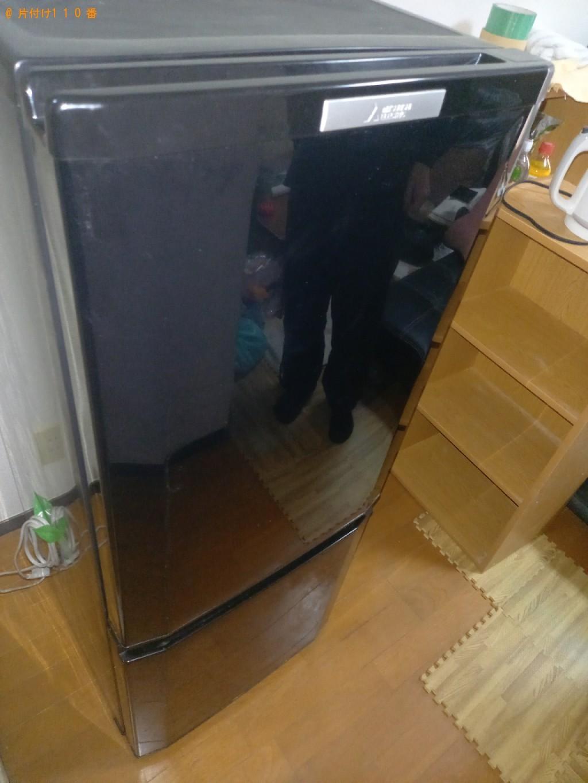 冷蔵庫、テレビ、テレビ台の回収・処分ご依頼
