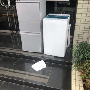 【台東区】冷蔵庫、洗濯機の回収・処分ご依頼 お客様の声