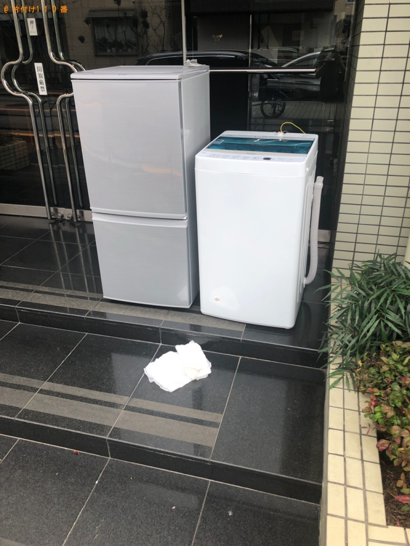 冷蔵庫、洗濯機の回収・処分ご依頼 お客様の声
