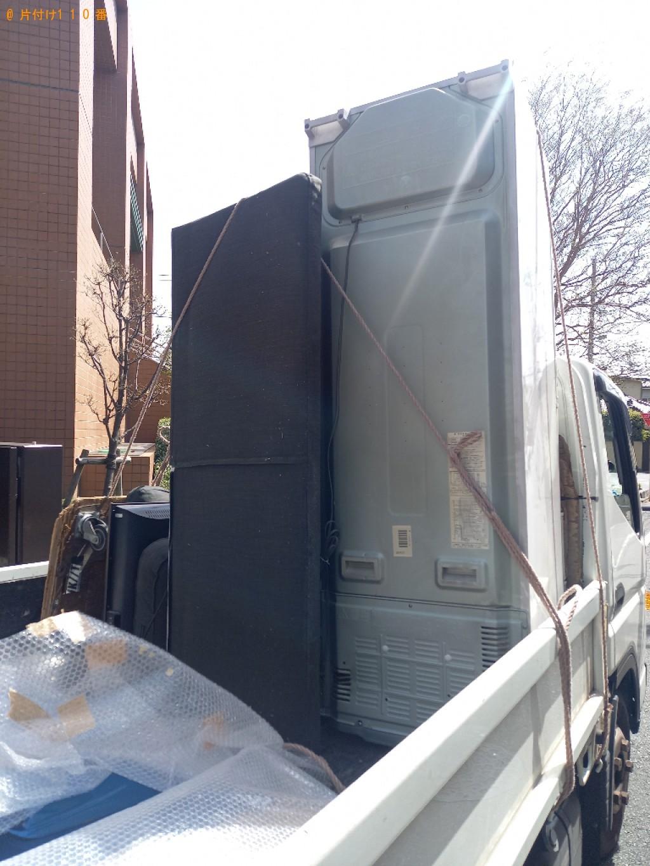 【世田谷区】冷蔵庫、テレビの回収・処分ご依頼 お客様の声