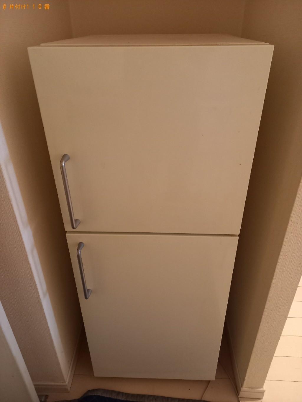 【豊島区】冷蔵庫、テレビ、洗濯機、シングルベッド等の回収・処分