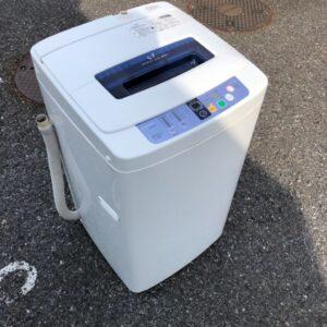 【中野区】洗濯機の回収・処分ご依頼 お客様の声