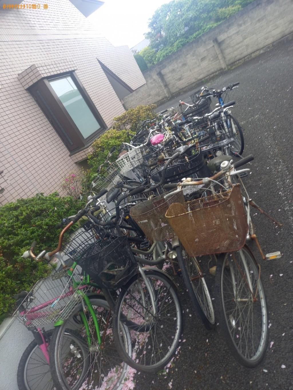 自転車、加湿器、扇風機、小型家電等の回収・処分ご依頼
