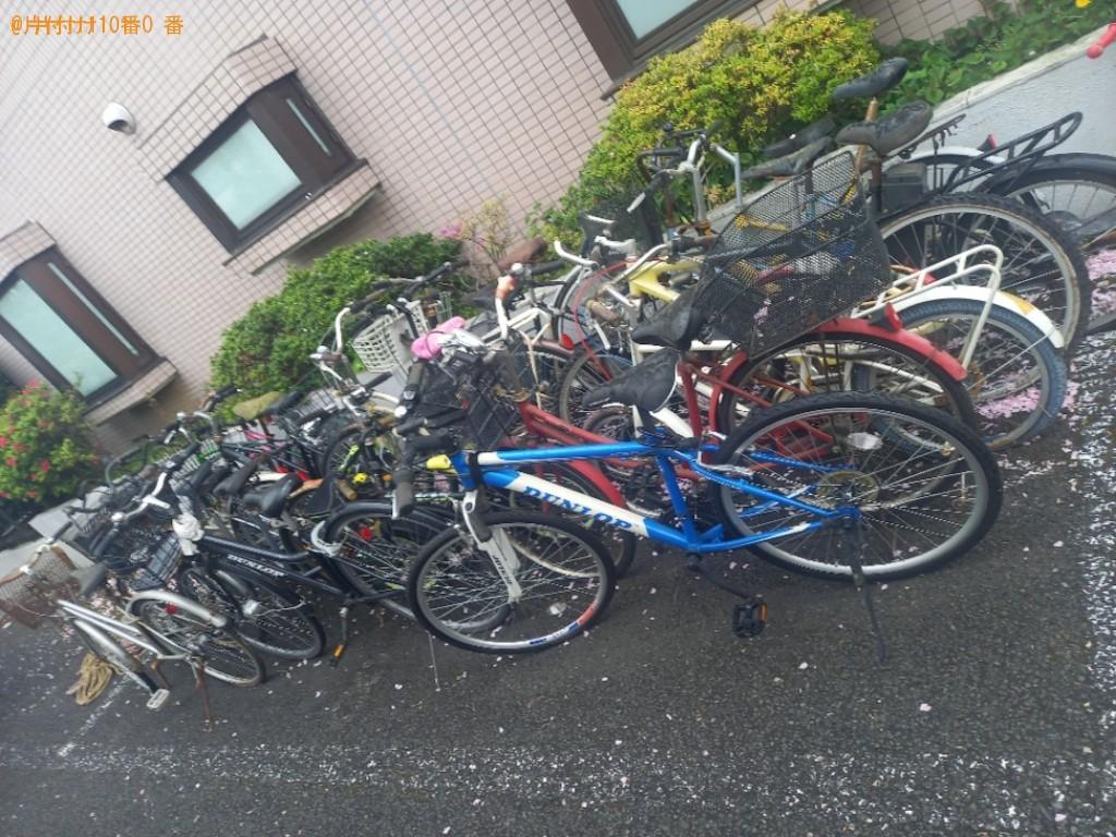 【練馬区】自転車、加湿器、扇風機、小型家電等の回収・処分ご依頼