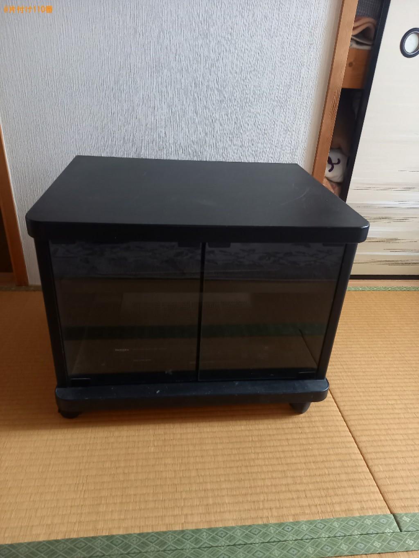 【杉並区】マッサージチェア、テレビ台の回収・処分ご依頼