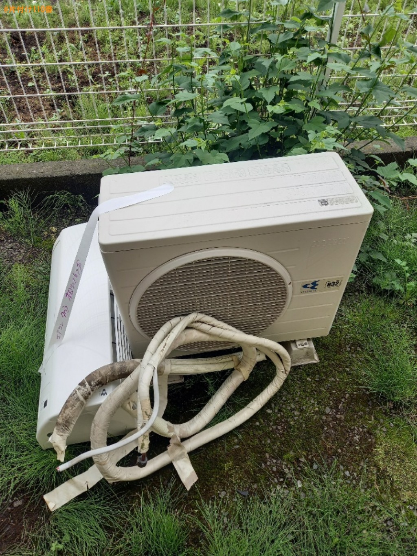 【狛江市】家庭用エアコンの回収・処分ご依頼 お客様の声