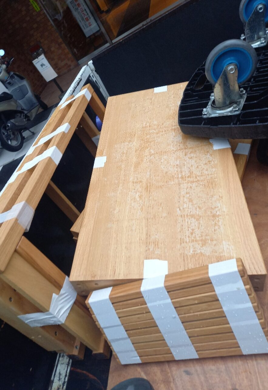 【世田谷区】家具、小型家電の回収・処分ご依頼 お客様の声