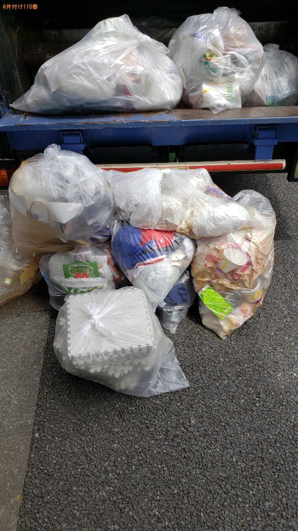 【世田谷区】一般ごみの回収・処分ご依頼 お客様の声