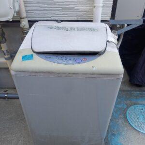 【練馬区大泉学園町】洗濯機の回収・処分ご依頼 お客様の声