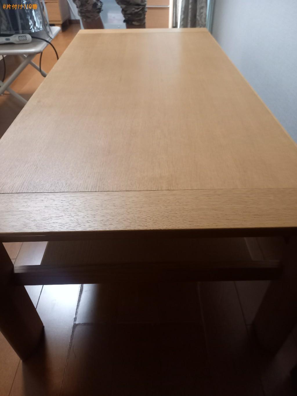 【杉並区】テーブルの回収・処分ご依頼 お客様の声