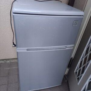 【東大和市】冷蔵庫の回収・処分ご依頼 お客様の声