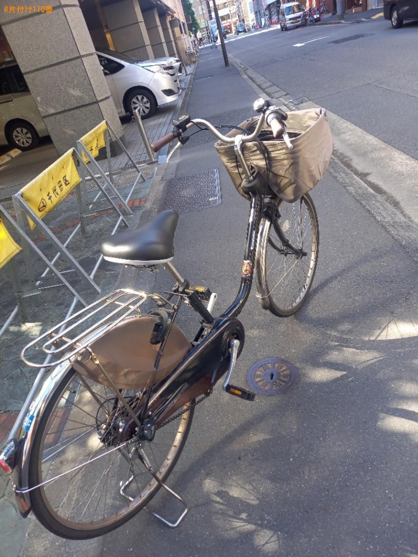 【千代田区】自転車の回収・処分ご依頼 お客様の声
