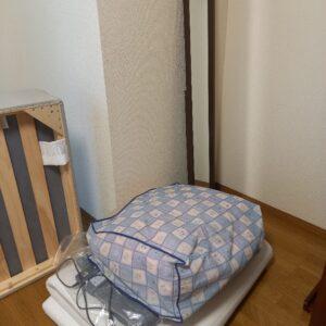 【世田谷区】カーペット、シングルベッドマットレス、布団等の回収